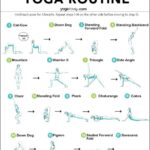 Easy Yoga Sequence Intermediate Images
