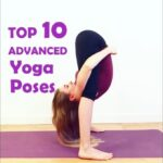 Essential Advanced Yoga Poses With Name Photo