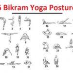 Essential Bikram Yoga Poses In Order Images