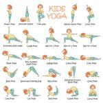 Essential Easy Yoga Asanas For Kids Photo