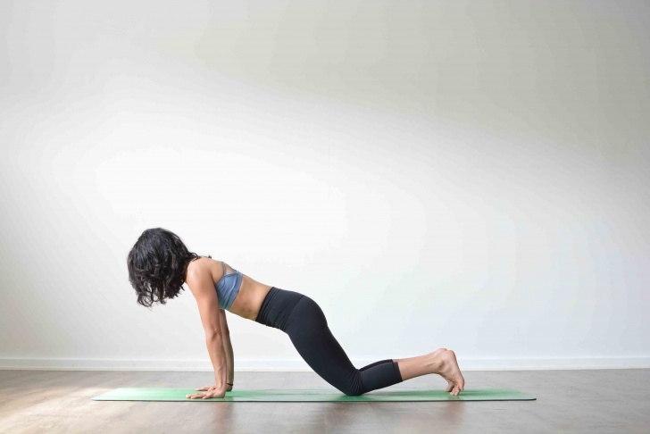 essential easy yoga challenge images