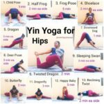 Essential Yin Yoga Sequence For Hips Image