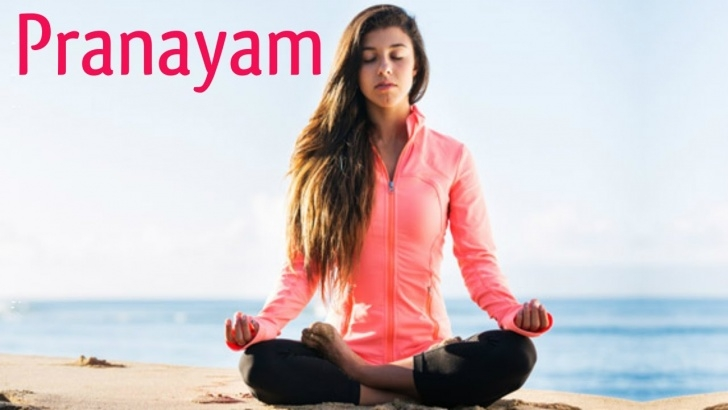 essential yoga asanas and pranayama photos