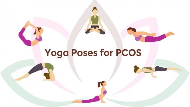 essential yoga asanas for pcos picture