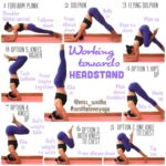 Essential Yoga Poses Headstand To Handstand Photos