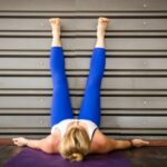 Essential Yoga Poses Legs Up The Wall After Running Image