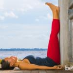 Essential Yoga Poses Legs Up The Wall Sanskrit Photos