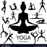 Essential Yoga Poses Silhouette Pictures