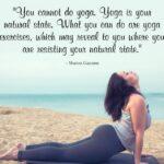 Essential Yoga Stretches Quotes Photos