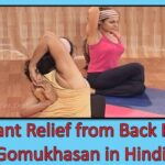 Fun And Easy Back Pain Yoga In Hindi Pictures