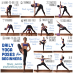 Fun And Easy Beginner Yoga Balance Poses Photo