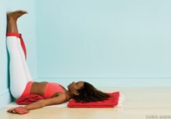 fun and easy benefits of legs up the wall yoga pictures