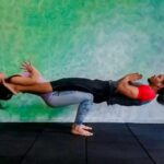 Fun And Easy Cool Two Person Yoga Poses Image
