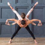 Fun And Easy Couples Acro Yoga Poses Photo