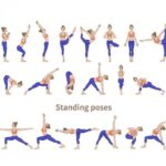 Fun And Easy Standing Yoga Poses Images Photos