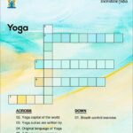 Fun And Easy Yoga Pose Similar To Upward Facing Dog Crossword Picture