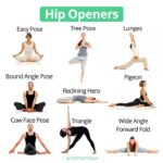 Fun And Easy Yoga Poses For Hips Photos