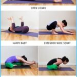 Fun And Easy Yoga Poses Hip Openers Image
