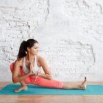 Fun And Easy Yoga Poses Hip Openers Photo