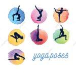 Fun And Easy Yoga Poses Logo Image