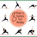Fun And Easy Yoga Poses Routine Image