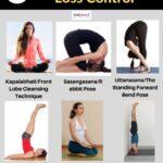 Fun And Easy Yoga Poses Sirsasana For Hair Photo