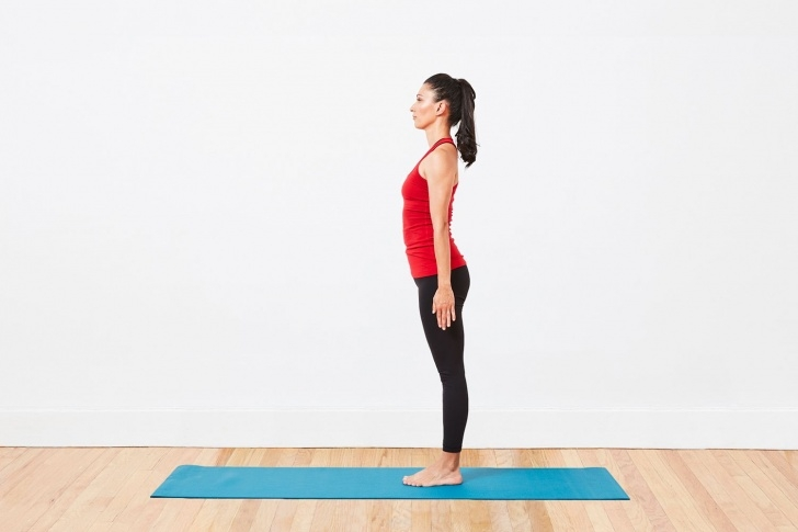 fun and easy yoga stretches easy image