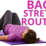 Fun And Easy Yoga Stretches Lower Back Picture
