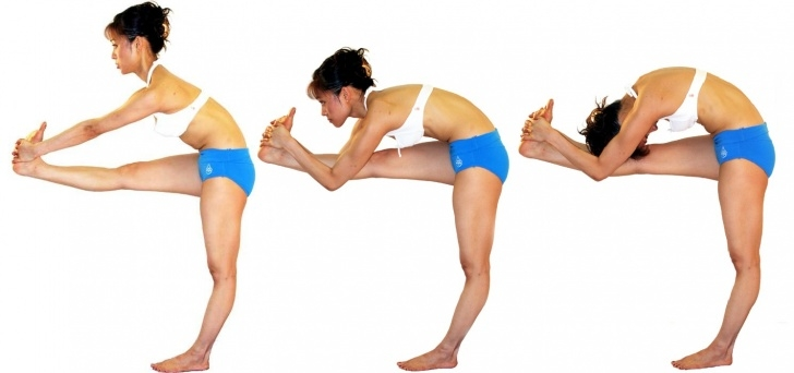 guide of bikram yoga poses advanced pictures