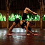 Guide Of Difficult Yoga Poses For 2 Picture