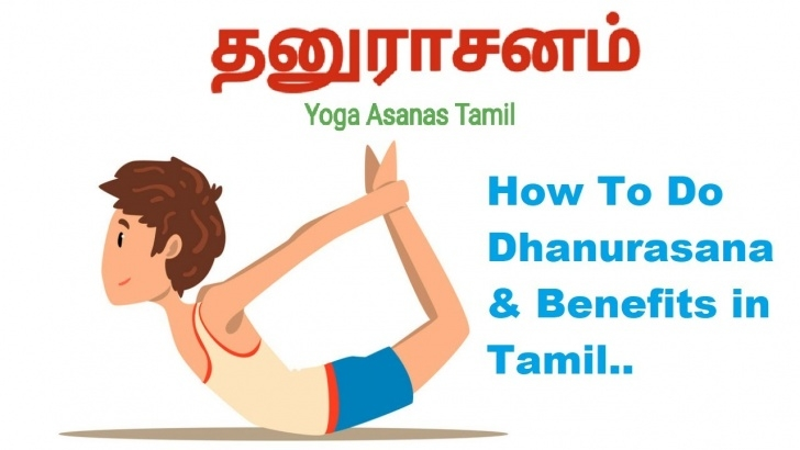 guide of yoga asanas in tamil photo