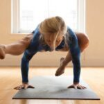 Guide Of Yoga Poses Eka Pada Bakasana Photo