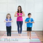 Guide Of Yoga Poses For 2 Kids Image