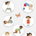Guide Of Yoga Poses For Kids Printable Photos