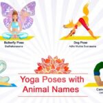 Guide Of Yoga Poses Named After Animals Photos