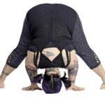 Guide Of Yoga Poses Prasarita Padottanasana A Photos