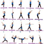 Most Common Beginner Yoga Balance Poses Image