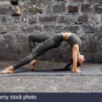 Most Common Yoga Poses Adho Mukha Kapotasana Photos