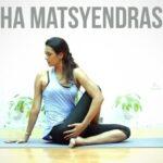 Most Common Yoga Poses Ardha Matsyasana Steps Photo