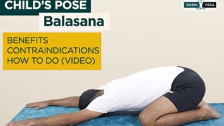 most common yoga poses benefits of balasana photos