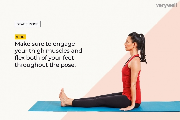 most common yoga poses benefits of dandasana pictures