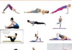 most common yoga poses for abs photos