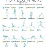 Most Common Yoga Poses For Beginners Printable Pictures