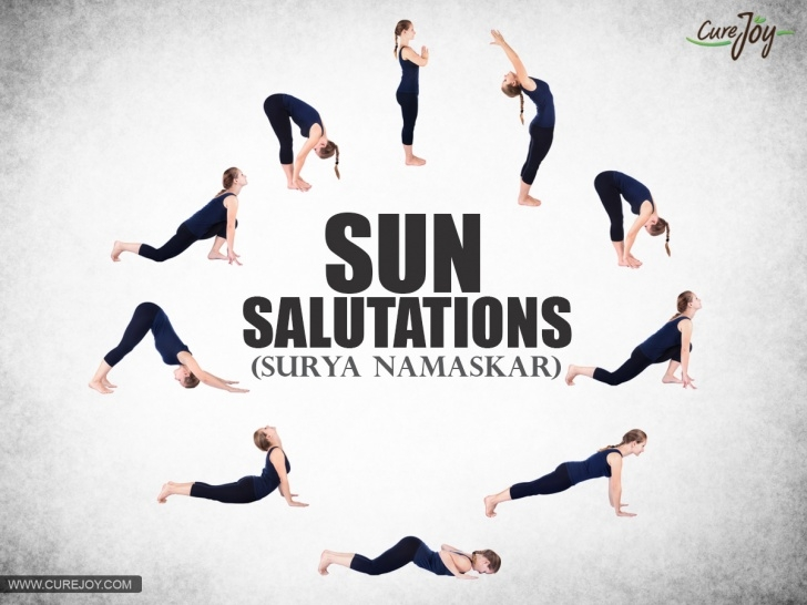 most common yoga poses sun salutation weight loss images