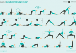 most common yoga sequence for anxiety picture