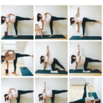 Most Important Half Moon Pose Variations Images