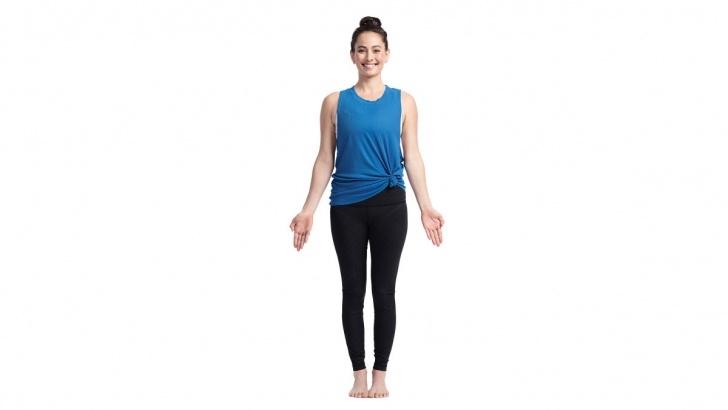 most important tadasana in yoga photo