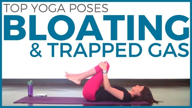 most important yoga poses for gas and bloating photos