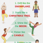 Most Important Yoga Poses For Kids Printable Photo