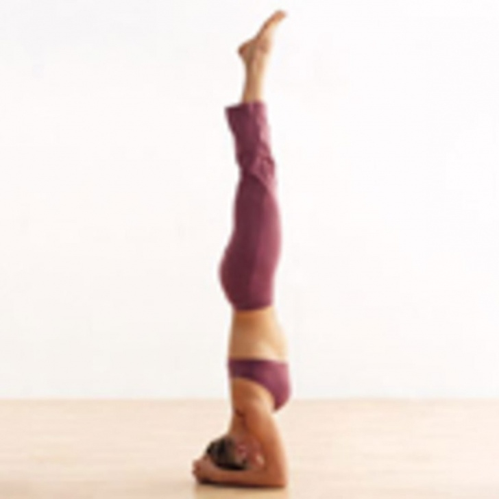 most important yoga poses headstand with blocks pictures